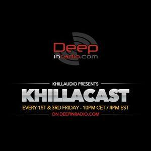 KhillaCast #068 17th March 2017 - Deepinradio.com