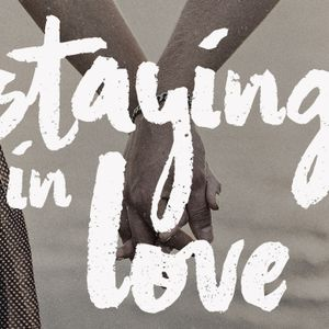 Staying In Love: Crazy Cycle