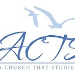 Burden Bearers (The Focus of ACTS #41)