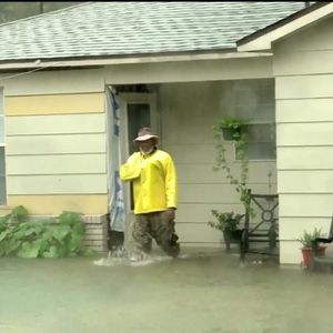 After Harvey and Irma, what's the future of flood insurance?