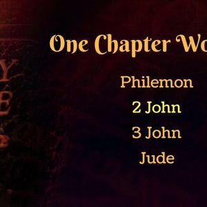One Chapter Wonders: 2 John