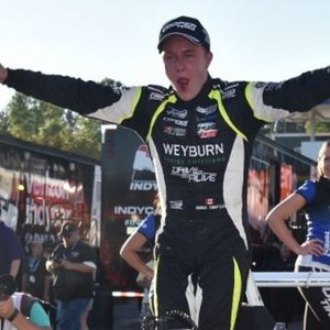 """@ParkerTRacing Parker Thopmson! The New """"P.T. """" OF Open Wheel Racing Joins Us For A Chat About His S"""
