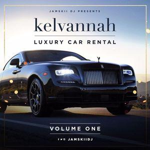JAMSKIIDJ - KELVANAH CAR RENTALS MIX, VOL 1(HIPHOP 2017)