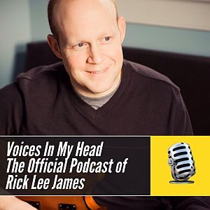 Voices In My Head Podcast Episode # 214: Rick Lee James and Brannon Hancock: Hymn Adaptation and Mod