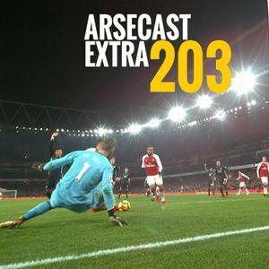 Arsecast Extra Episode 203 - 04.12.2017