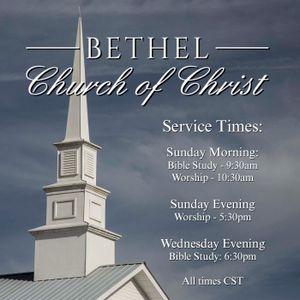 The Evangelist (Sunday morning, July 23)
