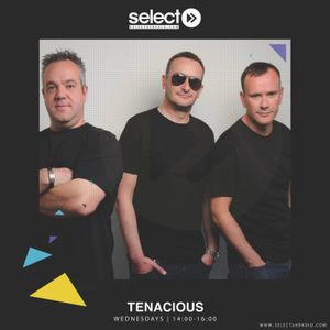 Dave Reeves & Tenacious - Select Radio 15/03/17
