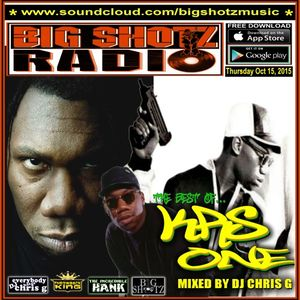 The Best Of KRS One Mixed By DJ Chris G