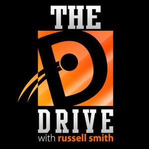 """The Drive Podcast HR3: """"Overrated"""" 7/27/17"""