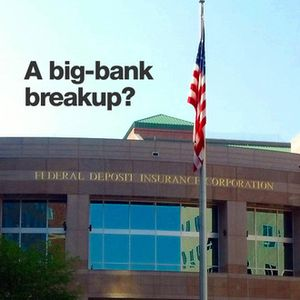 Should we break up the big banks?
