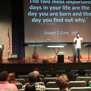 Chi Alpha Fall '17 Kickoff: The Call of Jeremiah