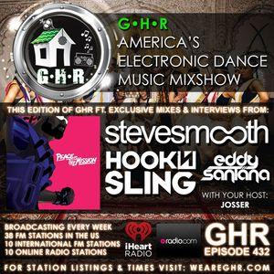GHR - Ghetto House Radio - Major Lazer + Steve Smooth & More - Show