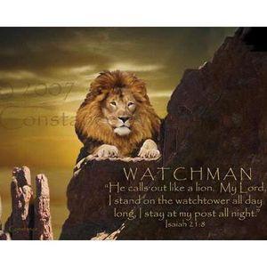 Church without Walls: Warfare of a Spiritual Man (or Woman)