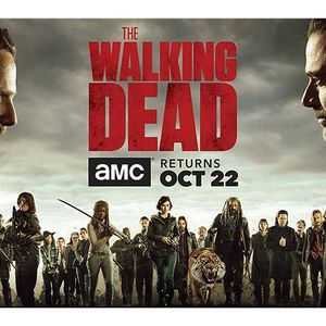 Marc B. Lee's The Walking Dead Online Viewing Party S8 E1 - Mercy