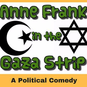 801b - Anne Frank in the Gaza Strip - July 11, 2017