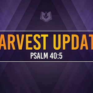 Harvest Update (Audio)