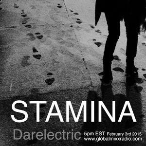 Stamina Radio Show For GMR (February 2015)