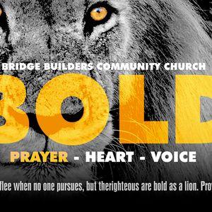 BOLD Prayer - Audio