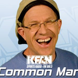 4/17 - Common Man is Back!