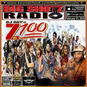 DJ Ray's Z100 Vol 1 Mixed By DJ RAY