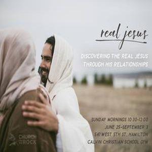 Real Jesus:Mercy