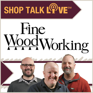 STL 135: Essential handsaws and apartment woodworking