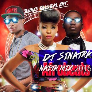 2016 Naija Mix Heat Rash Vol.II