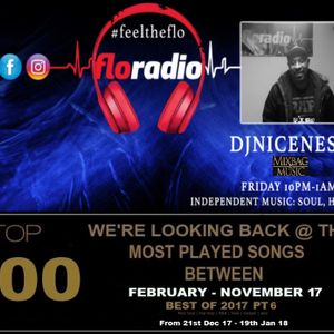 Part 6 of 10 review of the most played on Mixbag of Music Show 2017