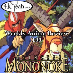 WAR 199 - Princess Mononoke