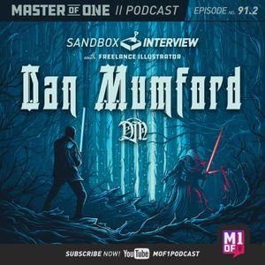 Episode 91.2: Sandbox Interview - with Freelance Illustrator Dan Mumford