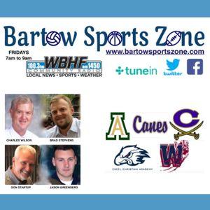Bartow Sports Zone - Episode 90 - Jan. 5, 2018