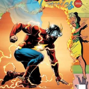Secret Identity Podcast Issue #779--Flash and Batman