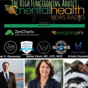 The High Functioning Addict: Dr. Michael Genovese & Jaime Vinck