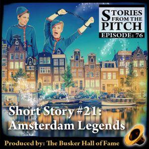 Short – Busker HoF 76 – Amsterdam Legends
