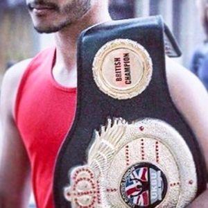Emran Hussain Interview (Uk Prospect from British Warriors)