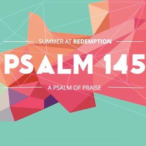 "PSALMS // 145 ""Enjoying Jesus?"" [Pastor Drew Hensley]"