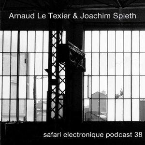 Arnaud Le Texier & Joachim Spieth Safari Electronique Radioshow Dec 13
