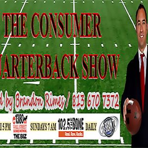 The Consumer Quarterback Show 9/7/2017 ft. Jason Avery, Leo Cannyn and George Cretekos