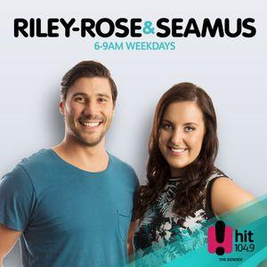 Riley-Rose + Seamus PODCAST Wednesday 15th November 2017