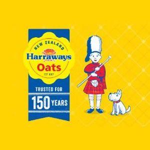 Harraways Oat Singles Monday Breakfast (10/7/17) with Jamie Green