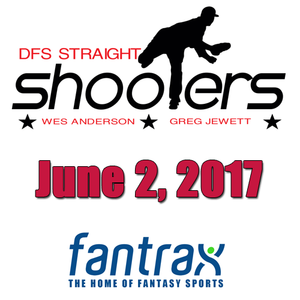 DFS Straight Shooters, E3 June 2, 2017