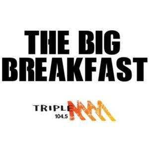 The Big Breakfast Catch Up - 104.5 Triple M Brisbane - Greg Martin, Lawrence Mooney, Robin Bailey -