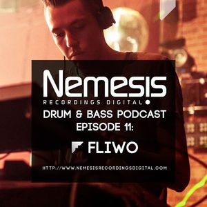 Nemesis Recordings Digital Podcast #11 - Fliwo