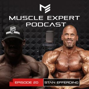 20 Stan Efferding Expert Sleep, Nutrition and Recovery Strategies For Elite Performance, Vertical Di