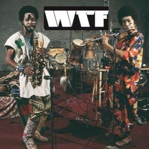 World The Funk Radio Show #5 - Part. 1 - Afro & Creole Funk