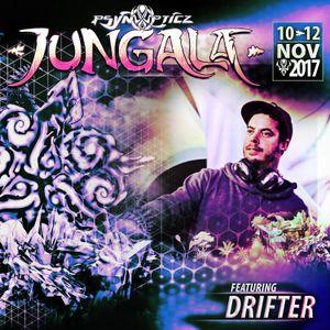 DRIFTER (STP) Jungala 2017 - PROMO