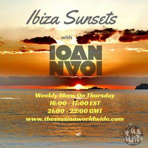 Ibiza Sunsets  Radio Show #012 www.djioan.com