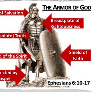 The Armour of God pt1