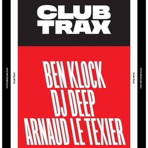 Arnaud Le Texier @ Club Trax At Rex Club Paris  (06 - 12 - 2015)