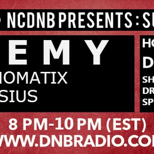 Doctor Genesis - NCDNB Sunday Sessions - NEMY Guest Mix